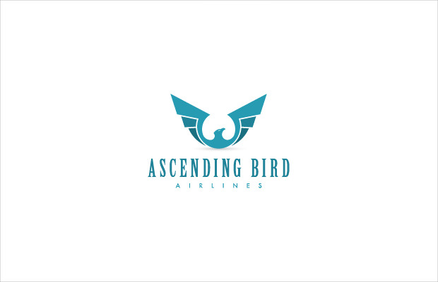 ascending bird airlines logo