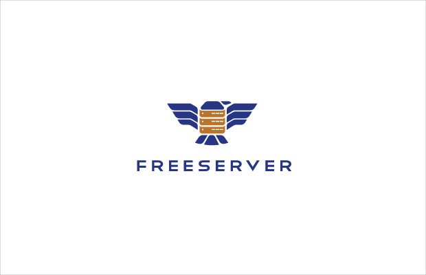 free server logo symbol