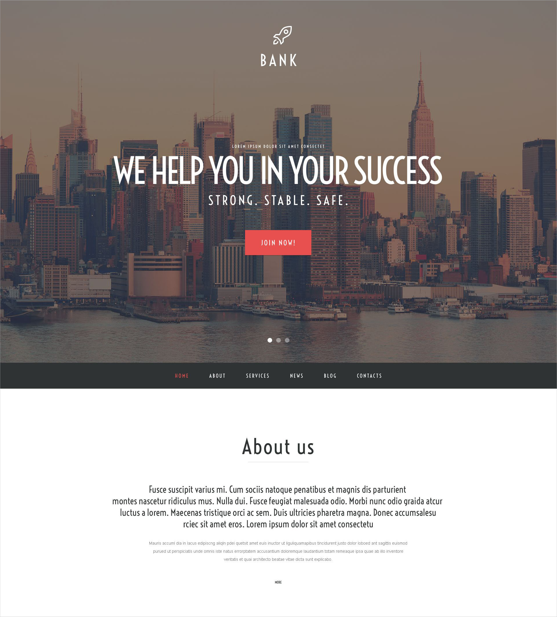 Fabalous WordPress Blog Template
