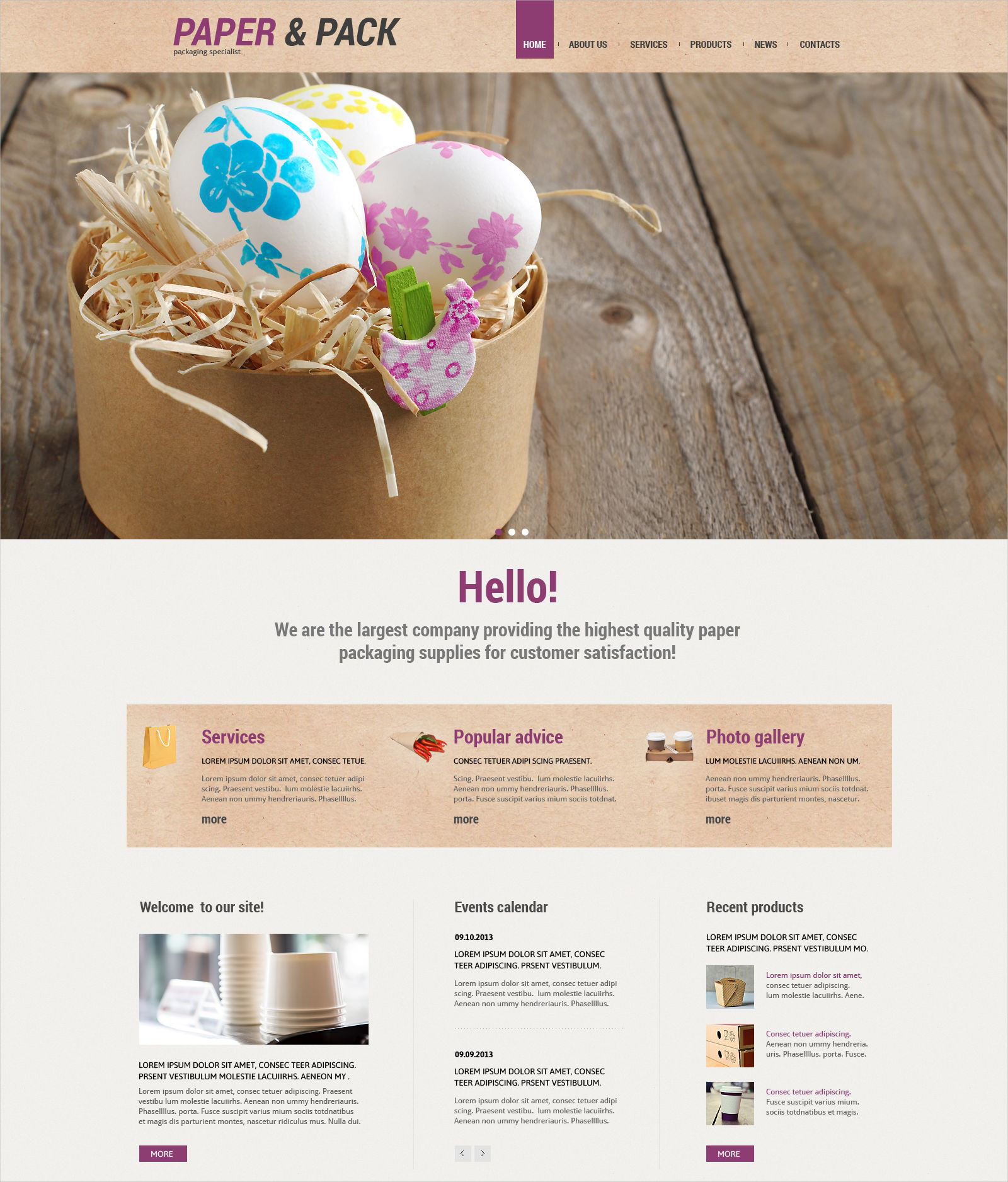 packaging responsive wordpress theme 75