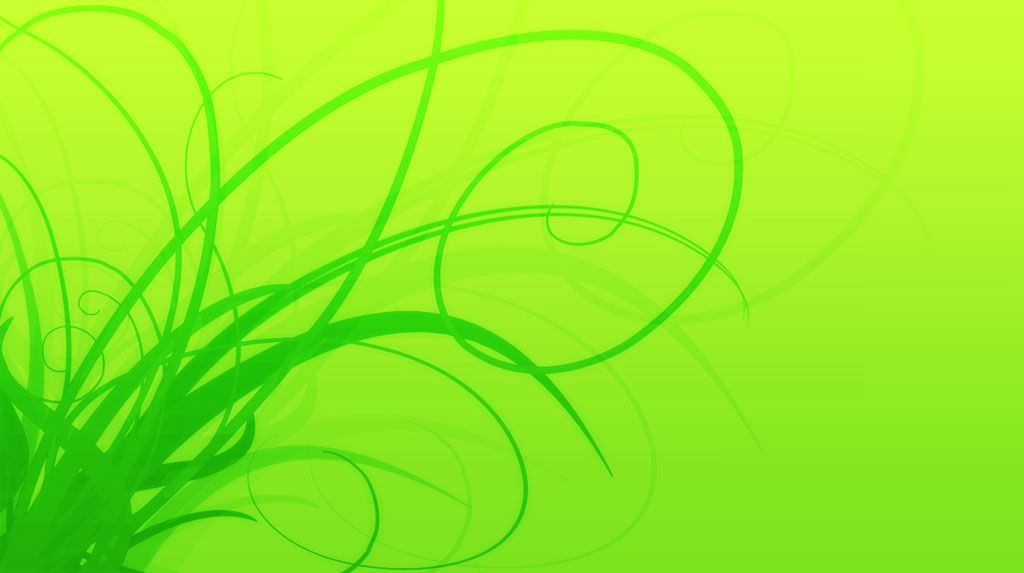 foliage swirls stock background