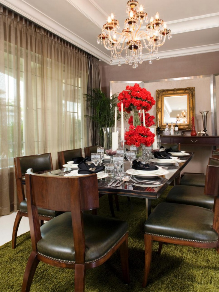 Dining Room Chandelier Modern Crystal Chandeliers
