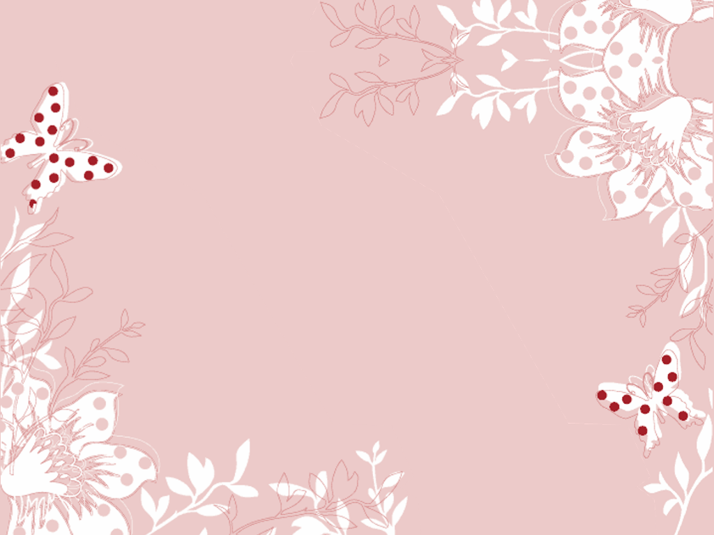 white and pink wallpaper - photo #1