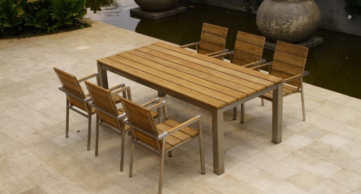 Modern Teak Furniture Designs And Ideas