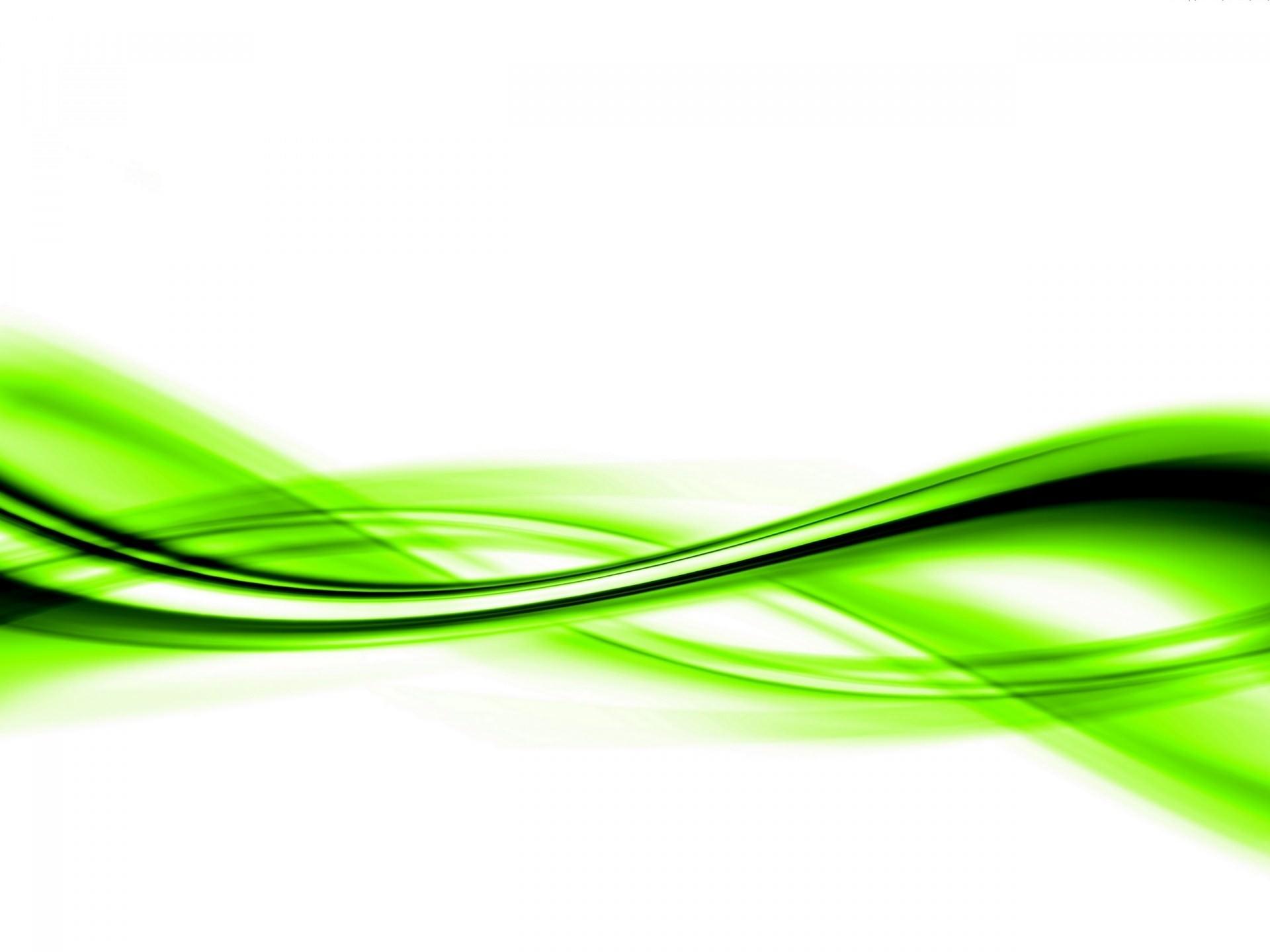 Green White Wallpaper