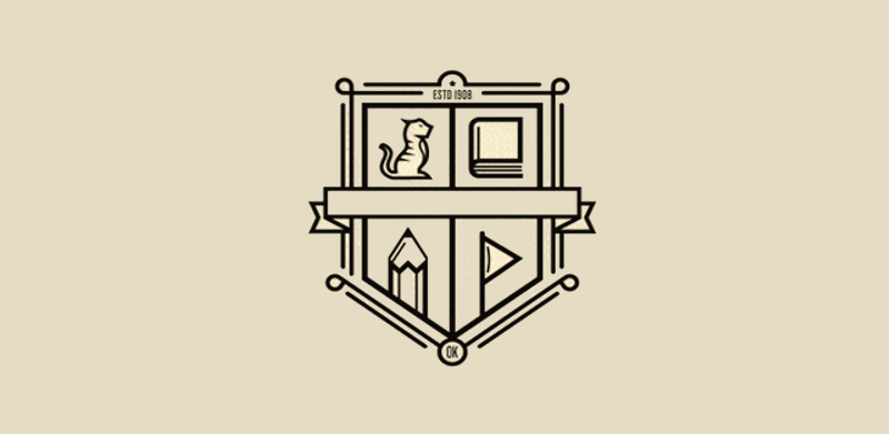 Public School Logo Design