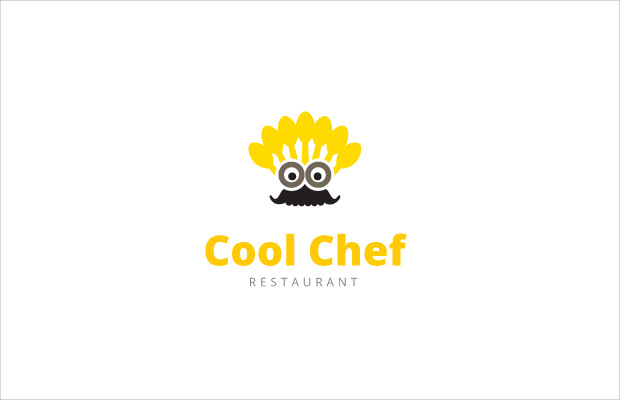 cool chef logo