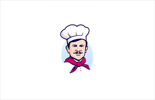 chef logo design