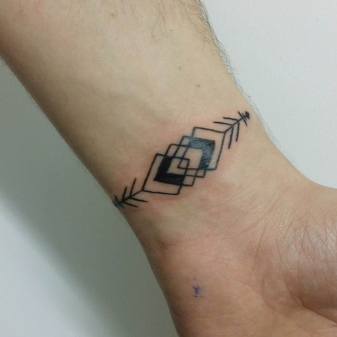 small design tattoo