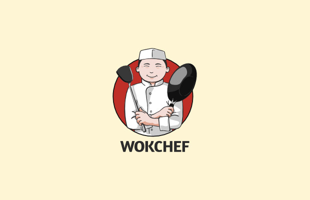 smart working chef logo