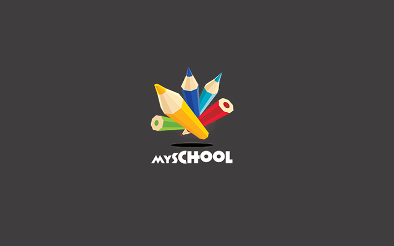 Creative School Logo