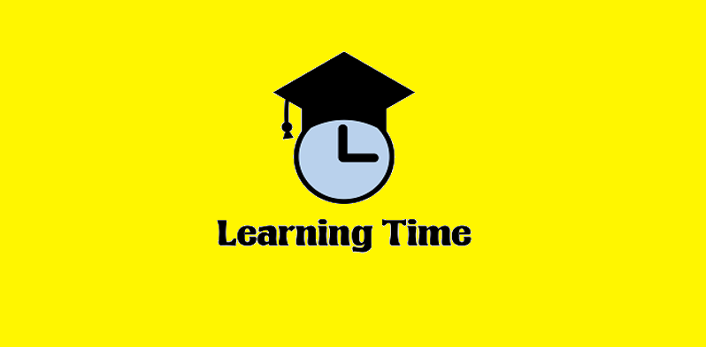 Learning Time School Logo