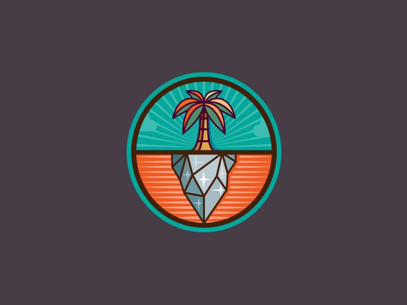 Circular Palm Logo