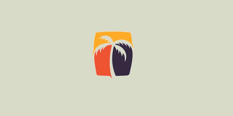 Palm Tree Logo for Inspiration