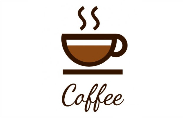 Simple Coffee Logo