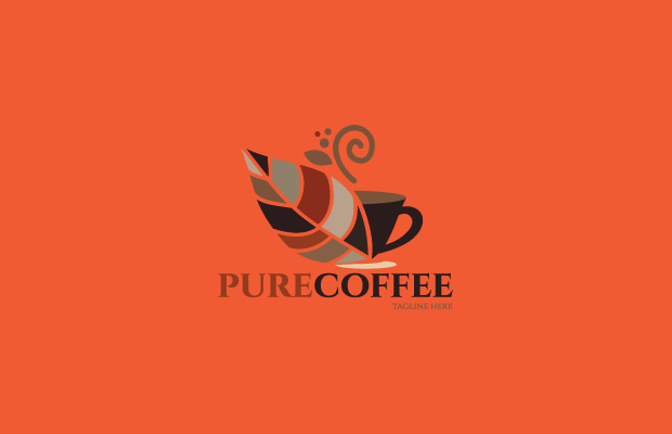 Pure Coffee Logo