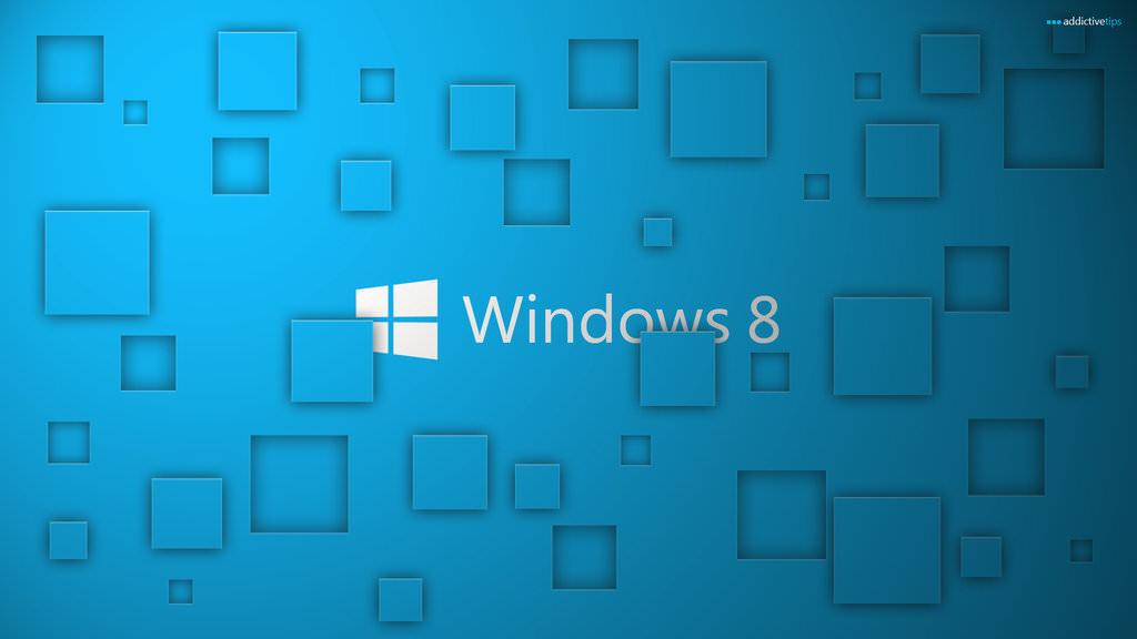 Windows 8 Pc Wallpaper of 3D