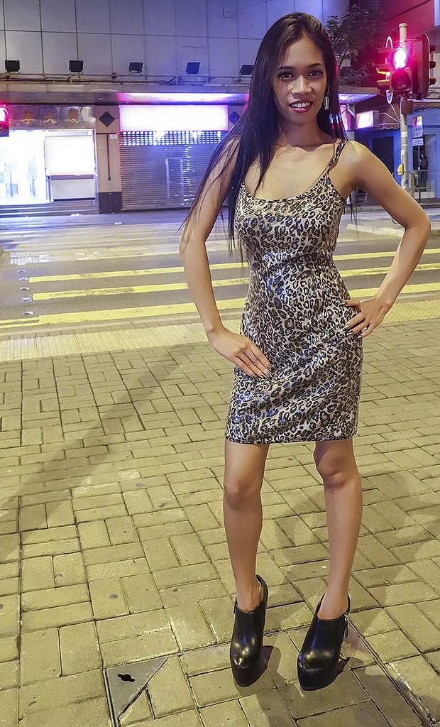 Modern Bold Dress