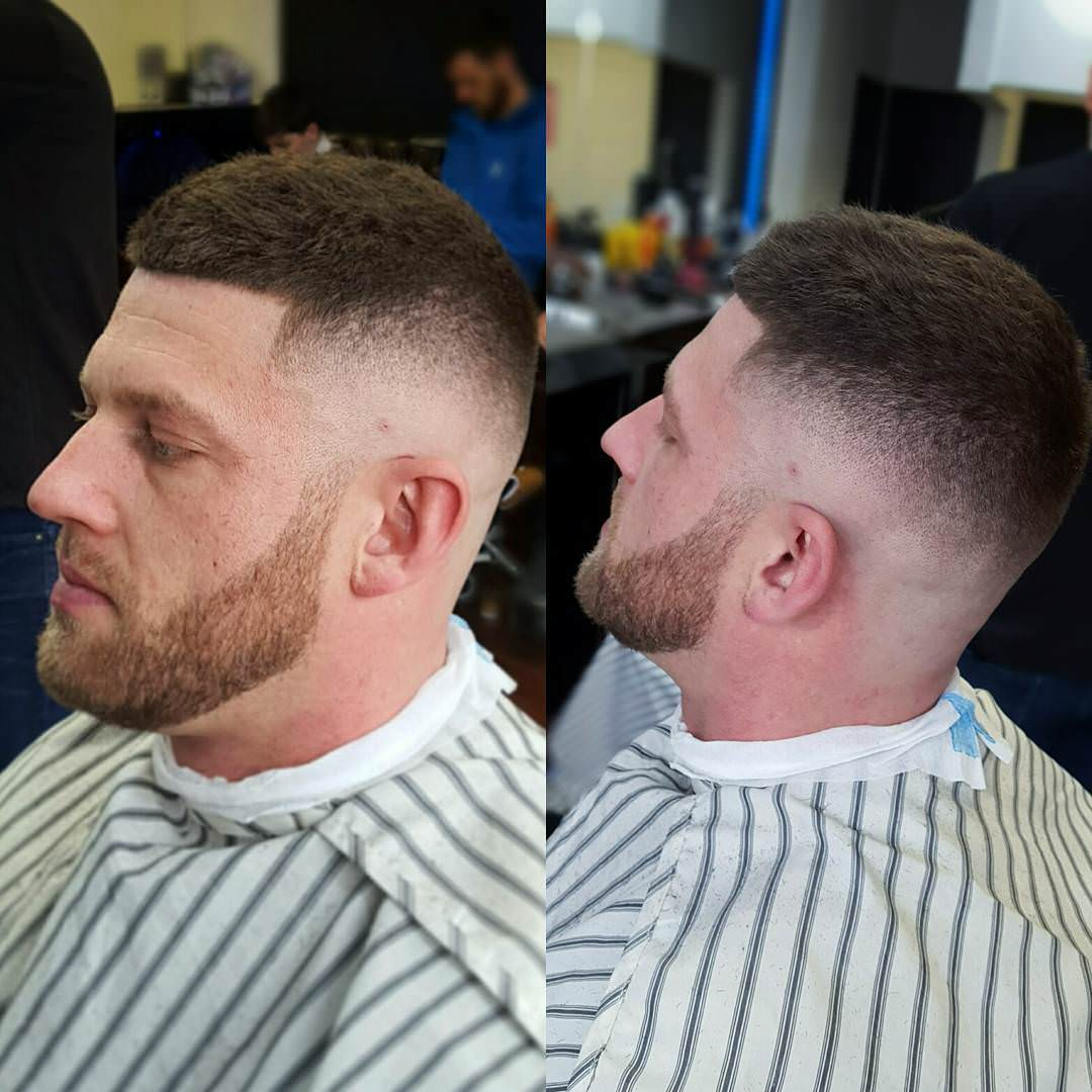 Beard Mens Hairstyle