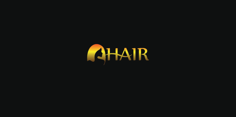 Hair Logo for Salon