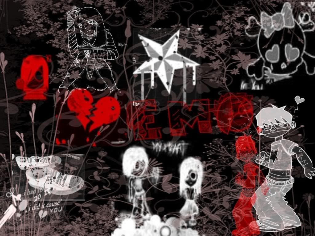 31 emo backgrounds wallpapers images pictures design - Emo anime wallpaper ...