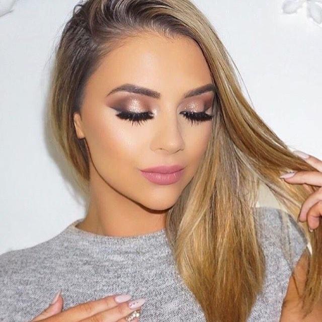 makeup for beautful eyes