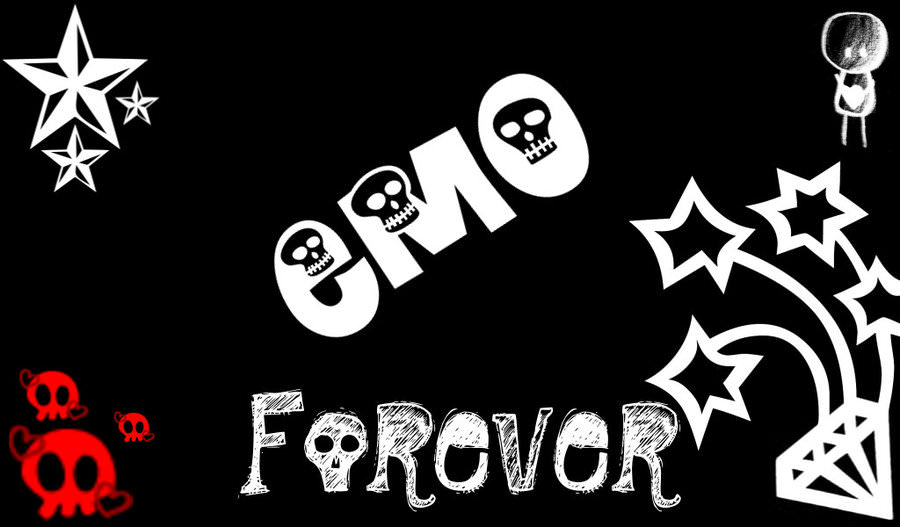 Emo Forever Background