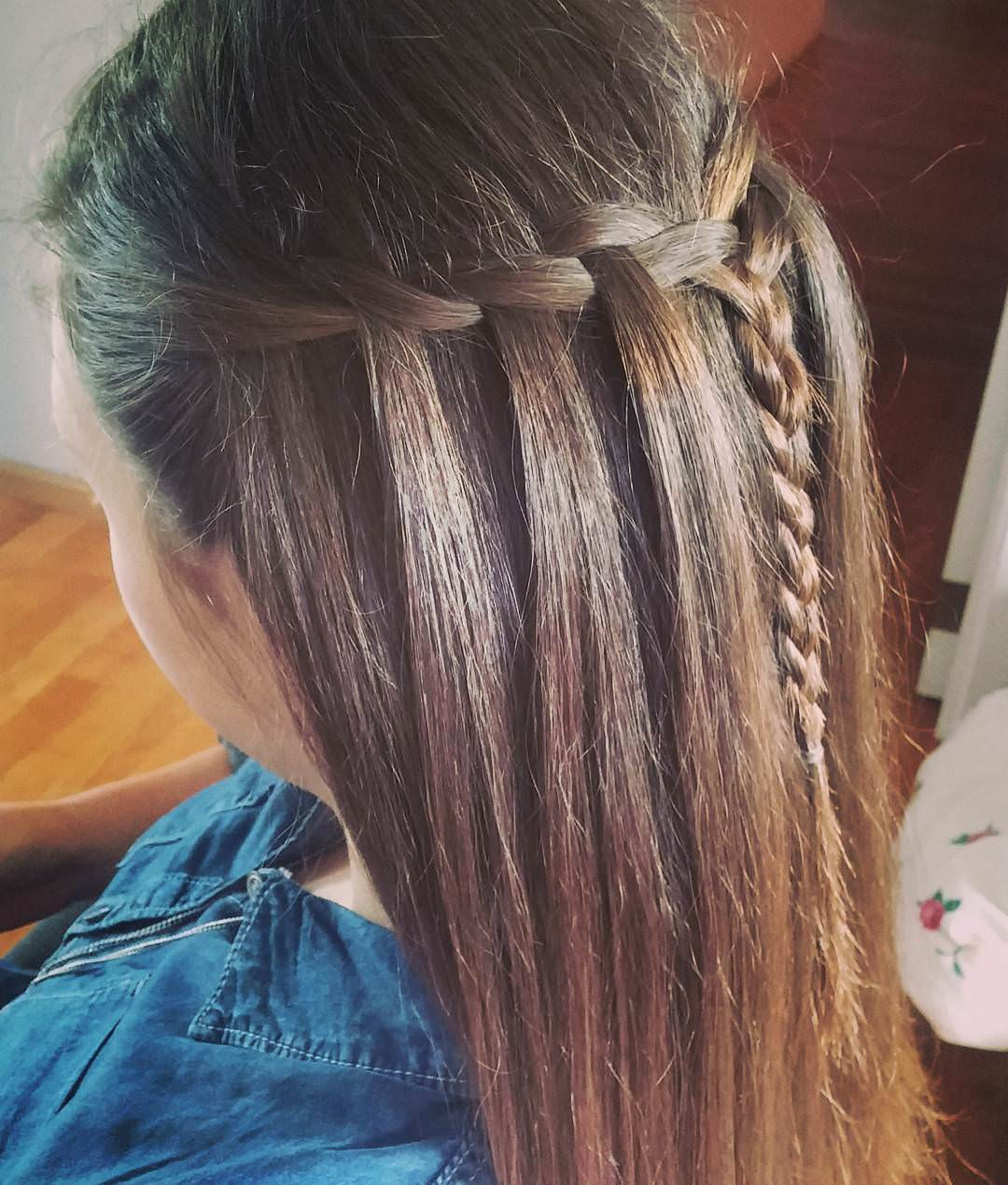 Elegant Long Hairstyle