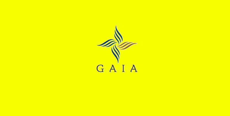 Gaia Logo Design