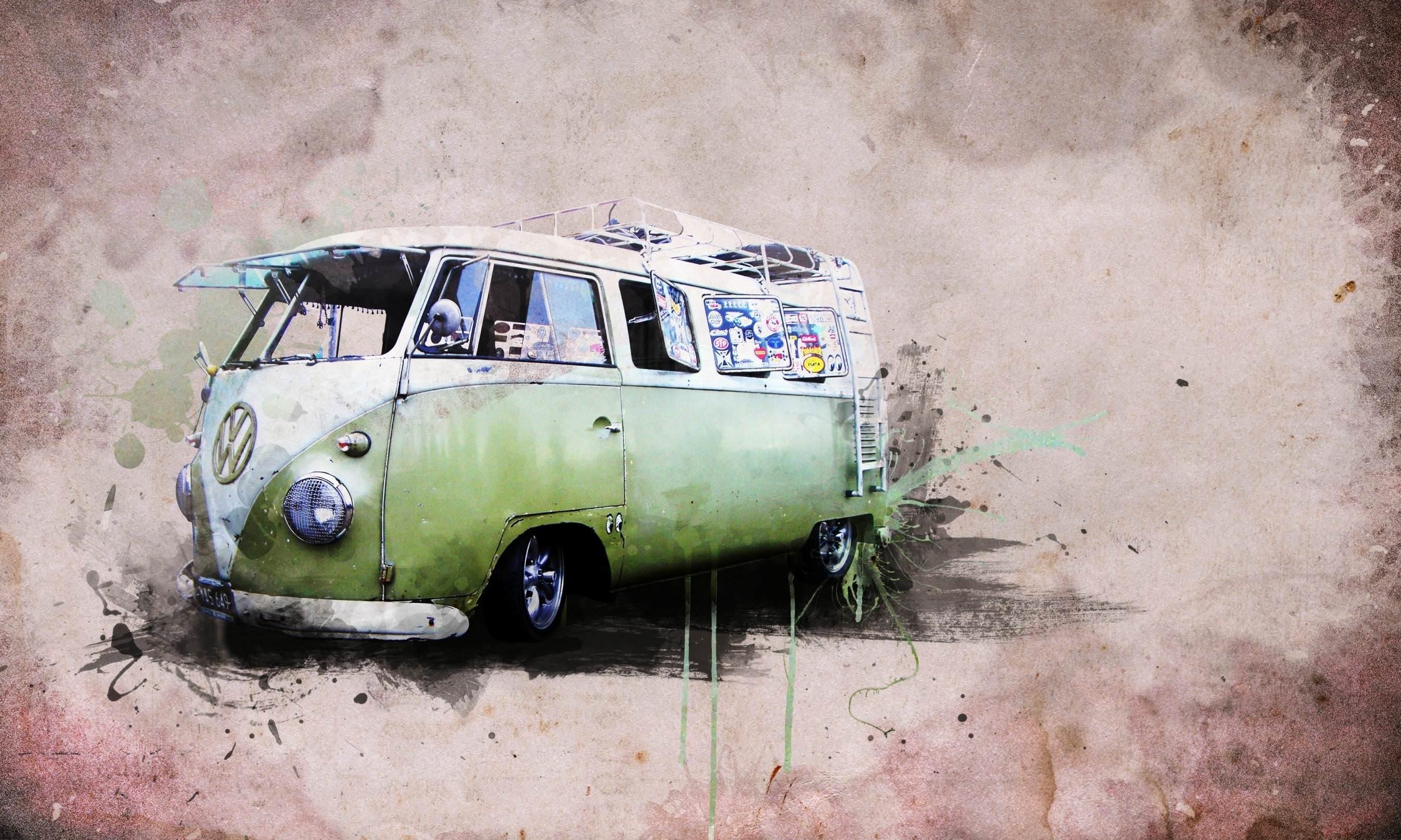 Creative Hippie Style Background