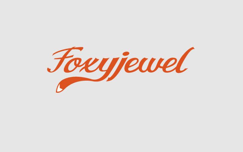 Foxyjewel Logo Design