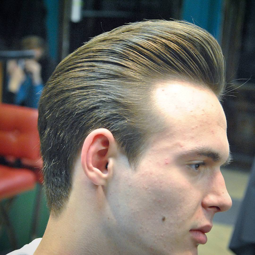Awesome Pompadour Hair