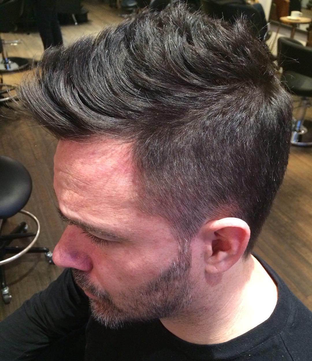 textured haircut