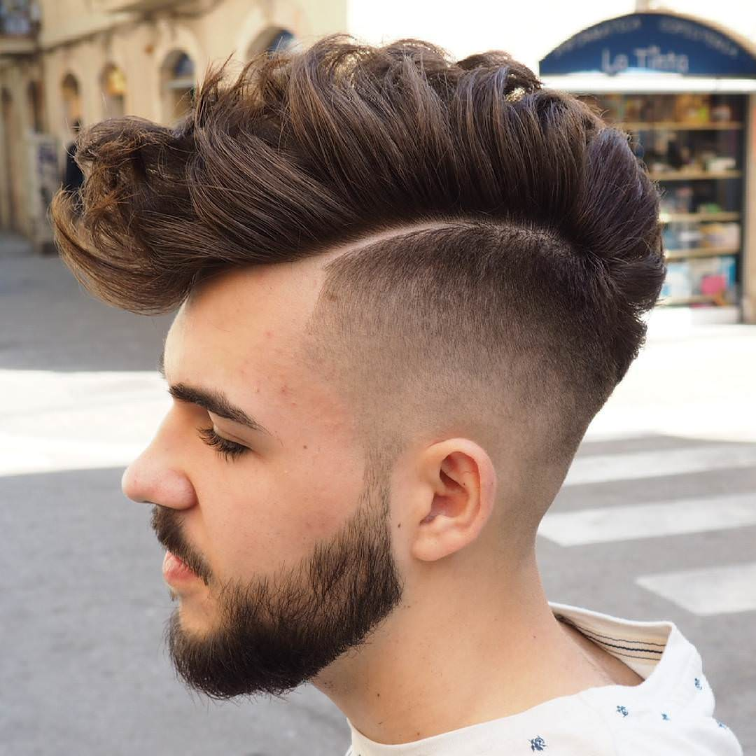 street fashion hairstyle
