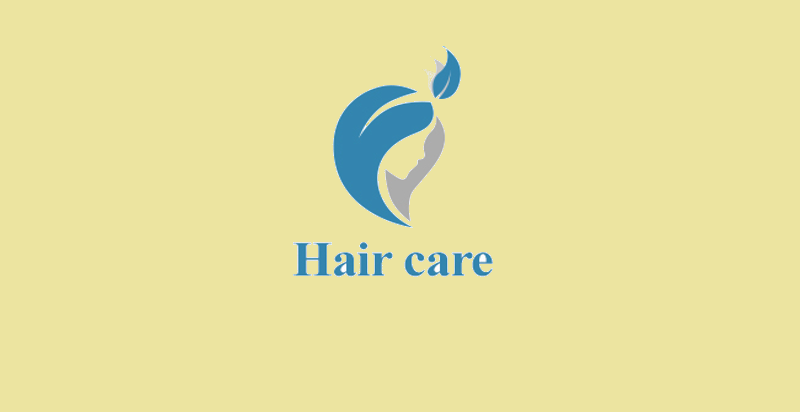 Hair Care Logo Design