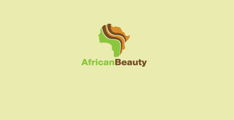 African Beauty Logo