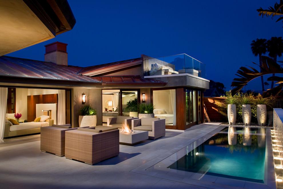 Classy Outdoor Pool Designs