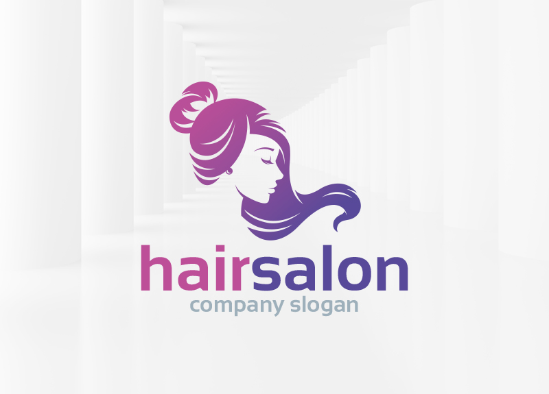 hair salon logo design - Nail Salon Logo Design Ideas