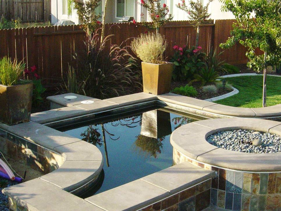 Outdoor Pools Edge Designs