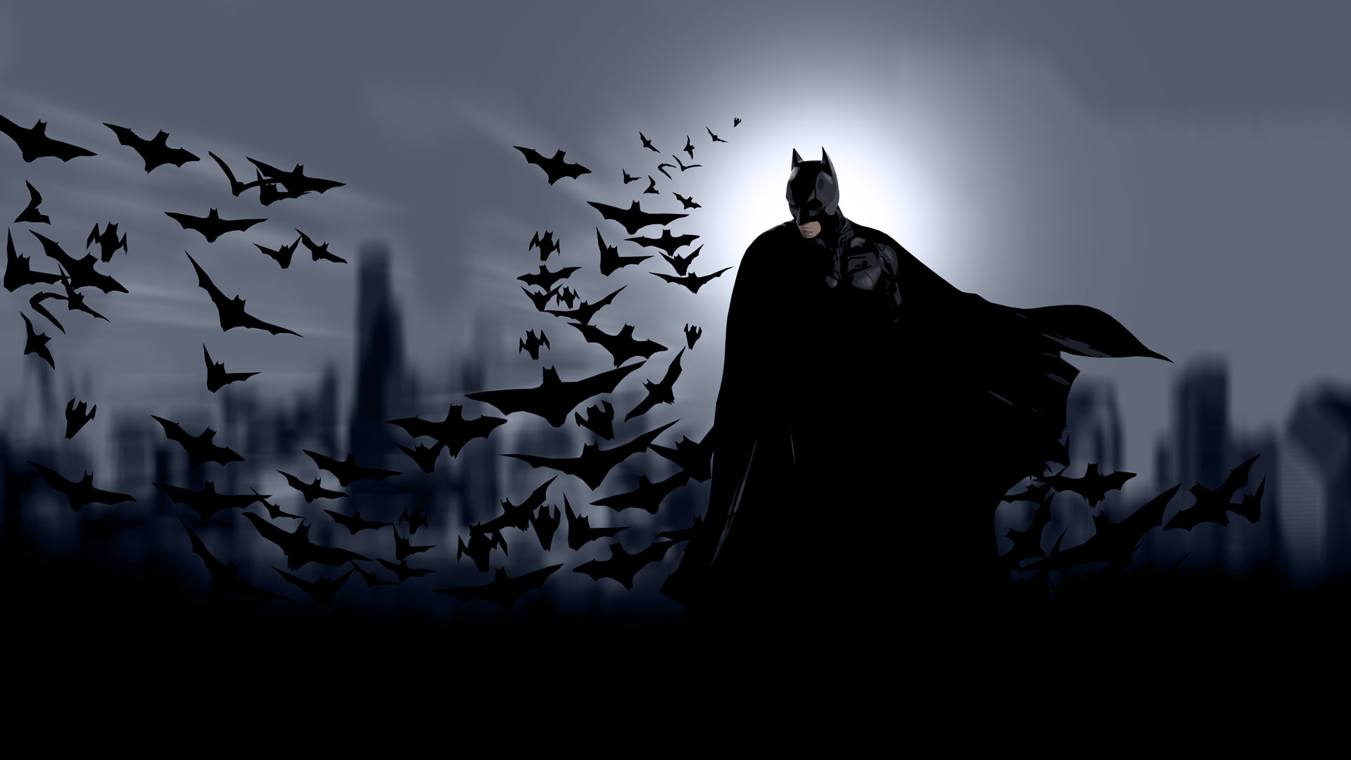 Amazing Batman Wallpaper