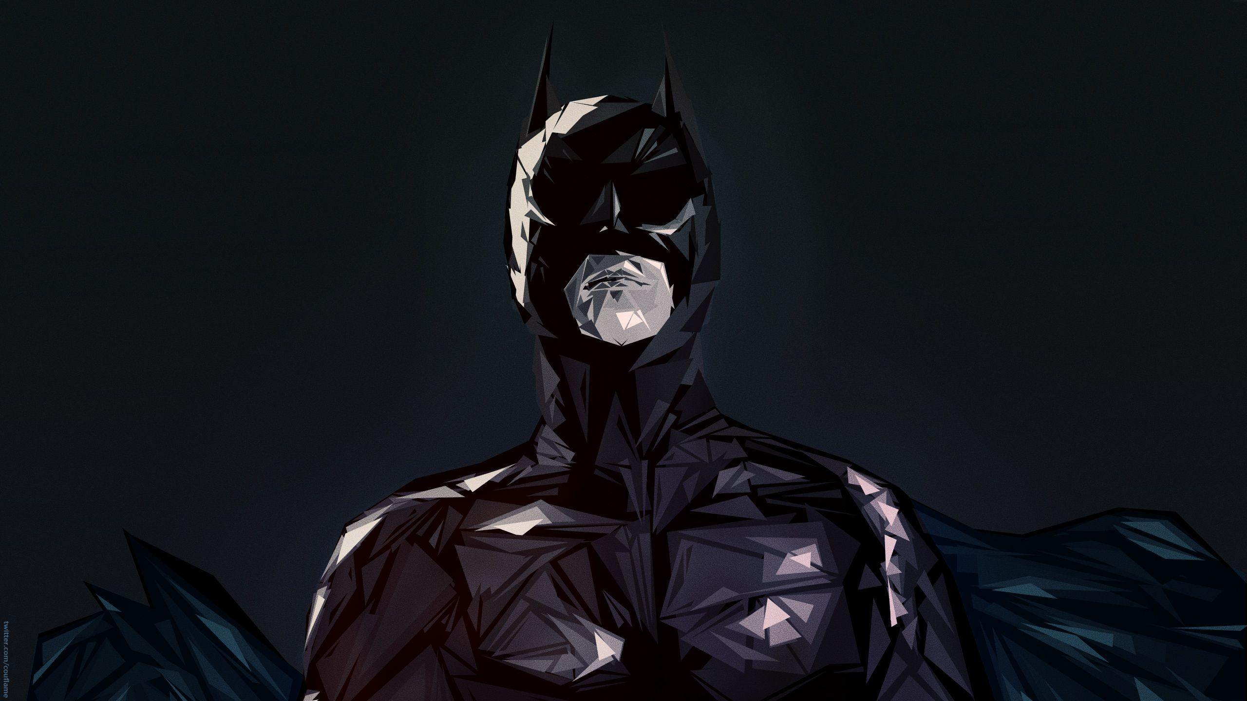 art batman free wallpaper