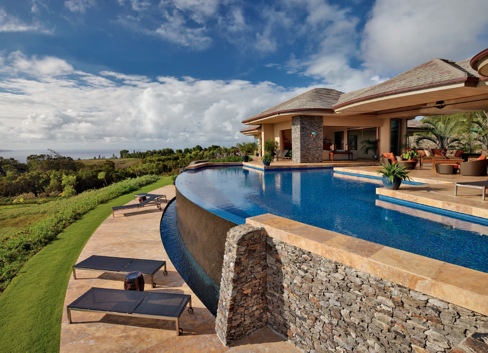 24 outdoor edge ideas designs design trends premium for How to design a pool