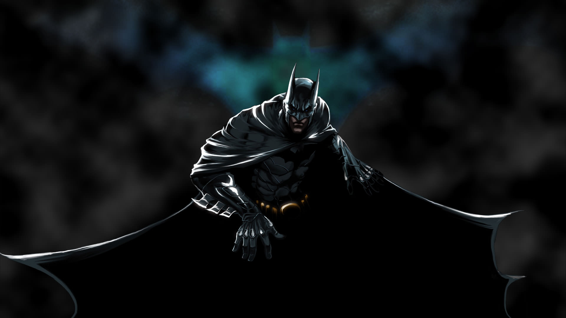 Marvelous Batman Background