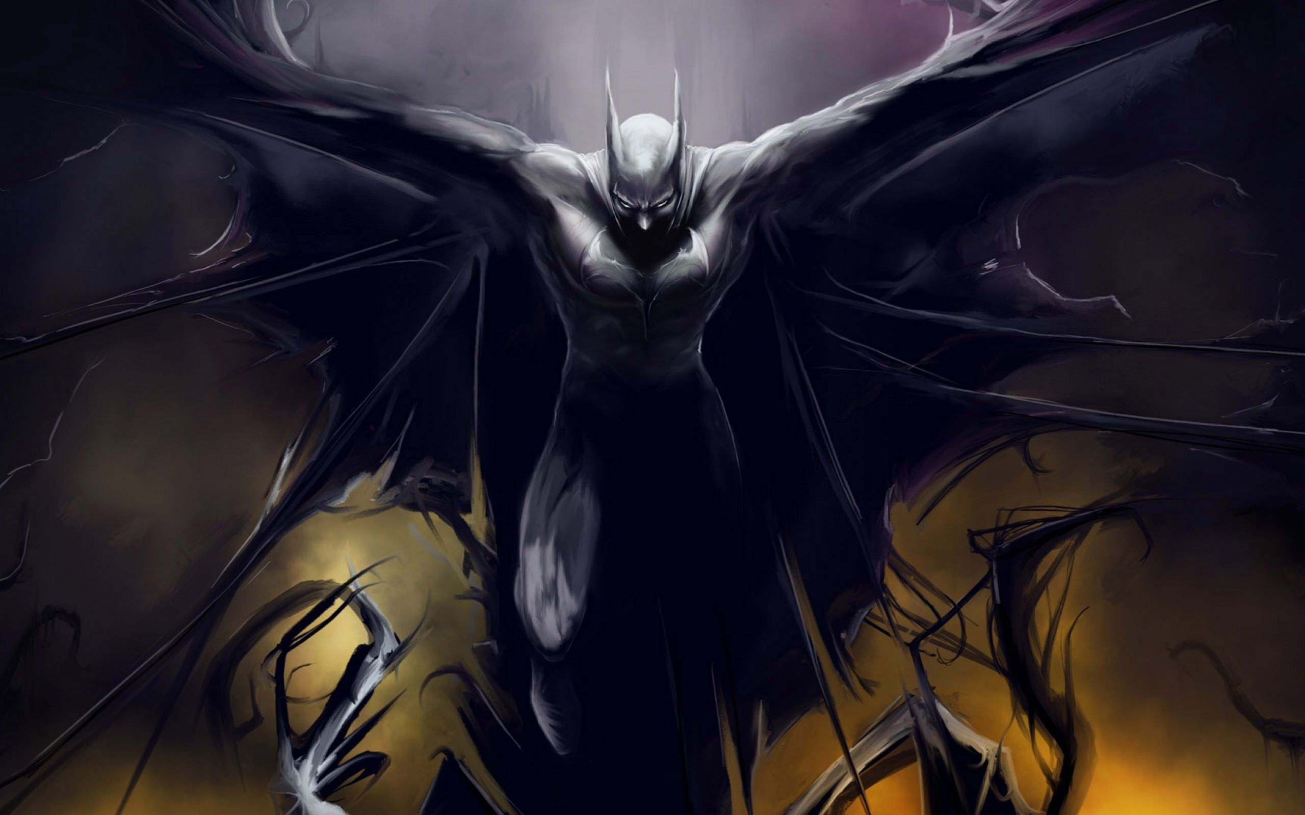 Stunning Batman HD Wallpaper