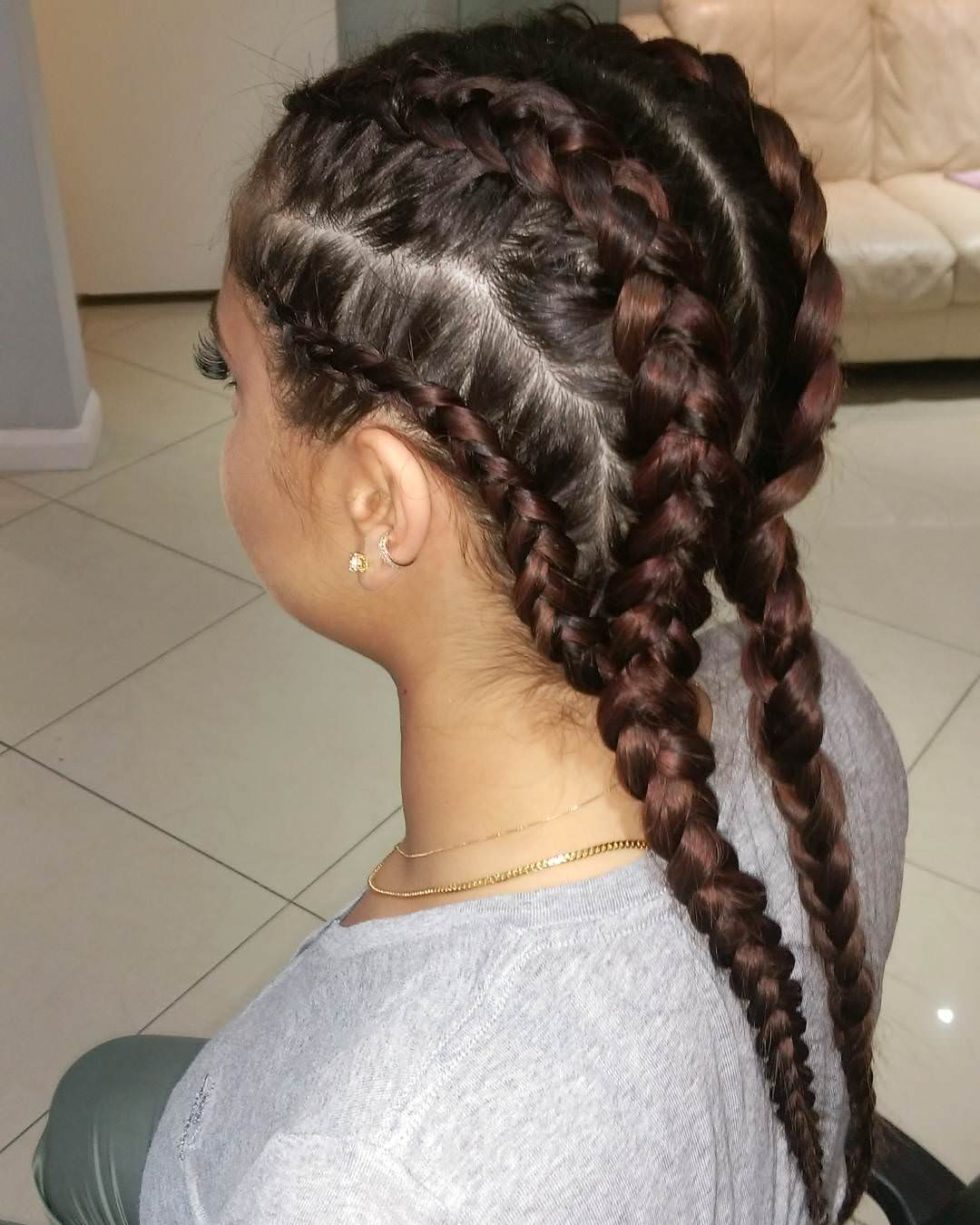 26 Goddess Braided Hairstyle Designs Design Trends