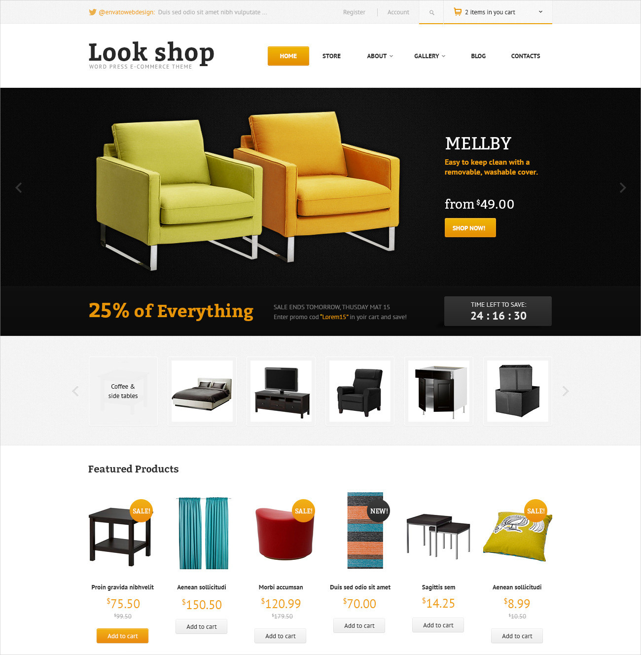 Business WooCommerce WP Theme