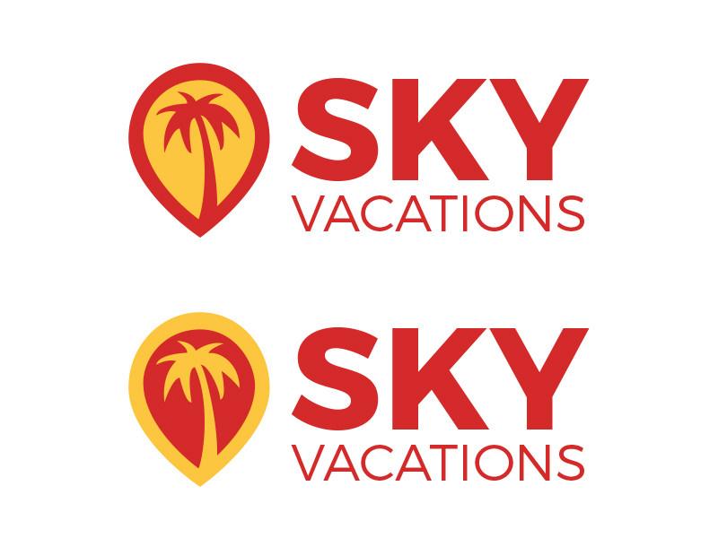 Sky Vacations Logo
