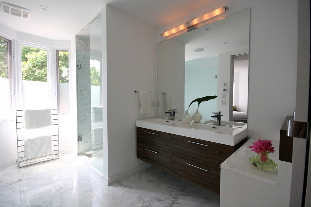 Simple Bathroom Sink Funiture Ideas