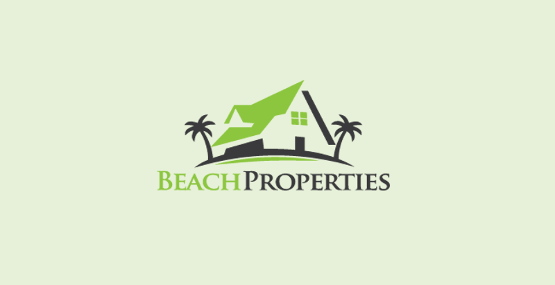30 creative palm tree logo designs ideas design trends for Hotel logo design