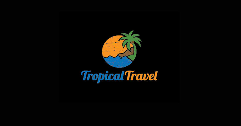 Tropical Travel Logo